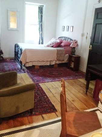 Jones Street Guesthouse: Parlour apartment