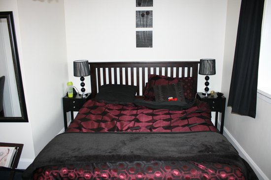 Anndion Lodge, Apartments & Function Centre: Fantastic beds