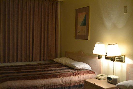Grand Canyon Inn & Motel: habitación