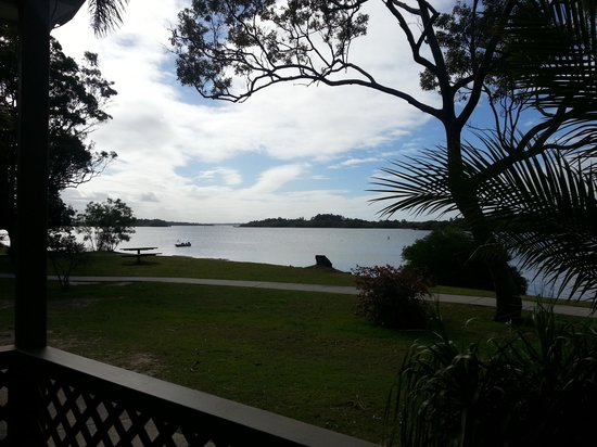 outlook picture of blue dolphin holiday resort yamba. Black Bedroom Furniture Sets. Home Design Ideas