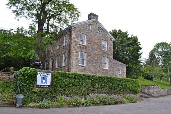 Mackenzie Printery & Newspaper Museum
