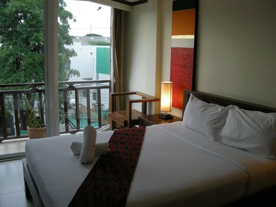 Khon Kaen Orchid: Double Room