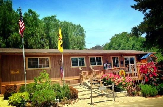 Ventura Ranch KOA: ~~Nice, but not quite nice enough~~