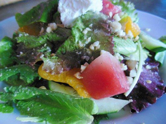 The Eastside cafe : Watermelon salad