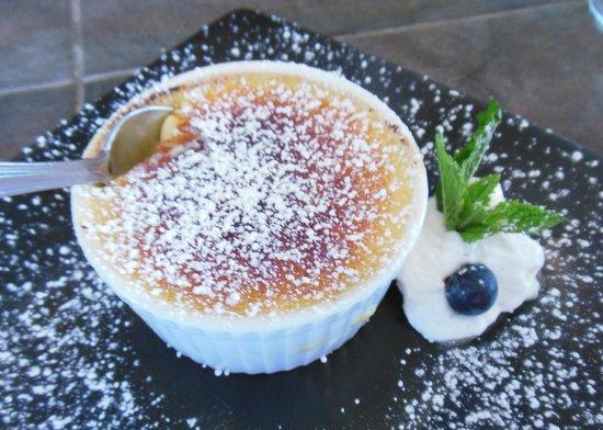 The Eastside cafe : dessert
