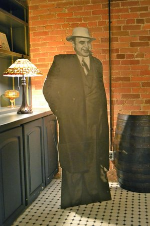 Canadian Club Brand Center: One of their customers