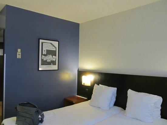 Apollo Arthotel Brugge : room