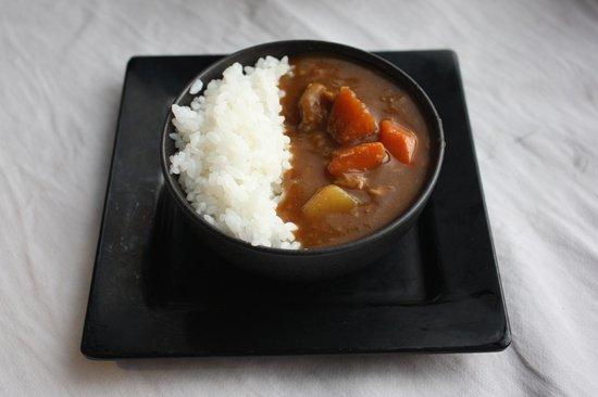 Gyu Ichi Yakiniku and Japanese Restaurant: Japanese curry