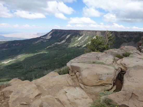 Grand Junction, CO: Top of the Mesa by Lands End Road