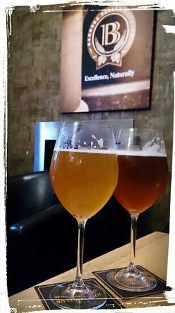 Barossa Valley Brewing: Bee Sting & Organic Ale