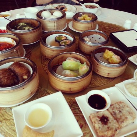 Man Ho Chinese Restaurant - at the JW Marriott Hotel Bangkok: the best dim sum in town!!