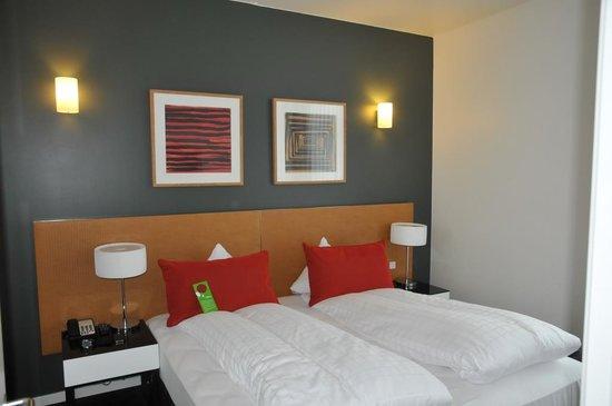 Adina Apartment Hotels Copenhagen : King Bed in 1-bedroom Apartment