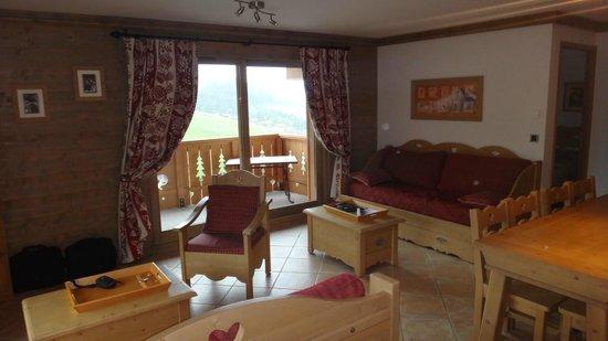 Residence CGH Le Village de Lessy: Appartement Kapi 12