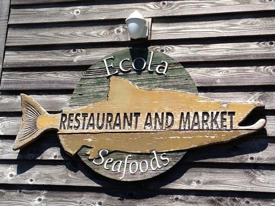 Ecola Seafoods Restaurant & Market: ecola seafood