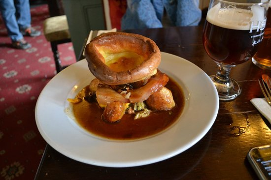 The Kings Arms: Sunday Roast