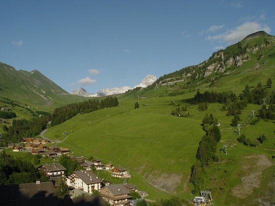 Residence CGH Le Village de Lessy : Vue magnifique