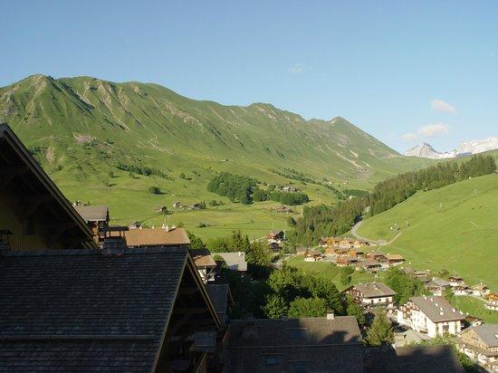 Residence CGH Le Village de Lessy : vue de l'appartement Kapi 12