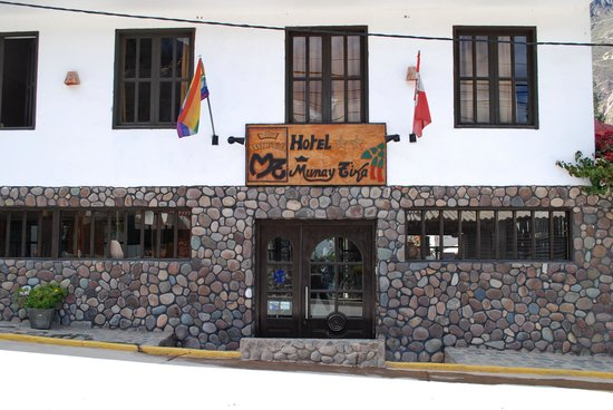 Munay Tika Hotel: Hotel Munay Tika