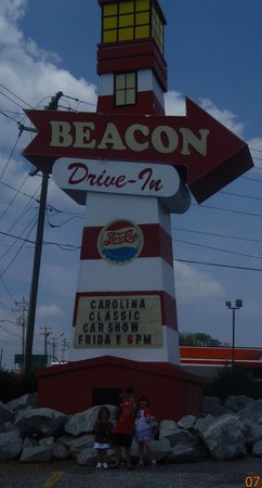 Beacon Drive In: Kids at The Beacon!