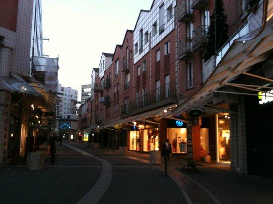 Campanile Saint Quentin En Yvelines : Nas redondezas do hotel