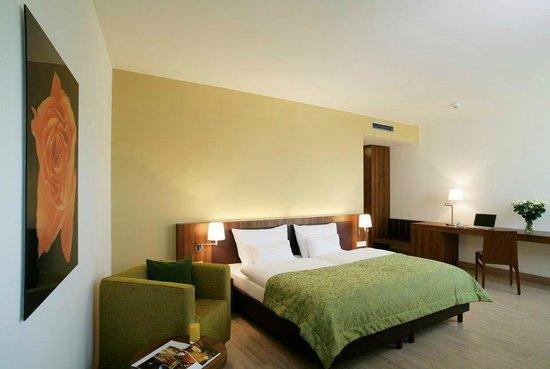 Hotel Die Zeit: Standard Doppelzimmer