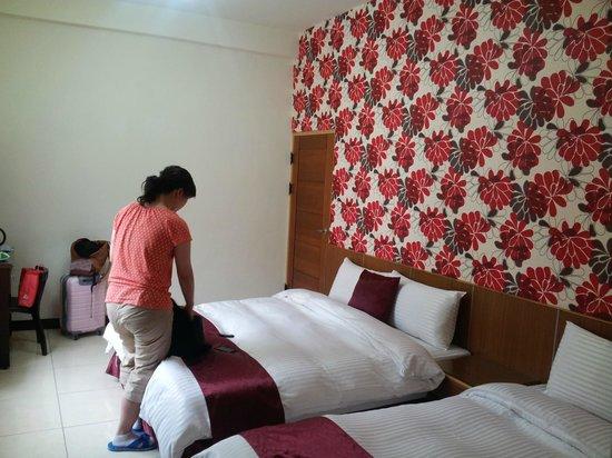 Dream House B&B: 2 queen bedroom