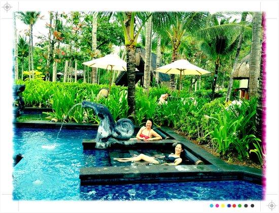 Shangri-La's Boracay Resort & Spa: Amazing pools at this resort