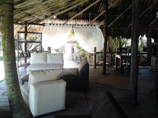 Memento Club De Playa : Lounge