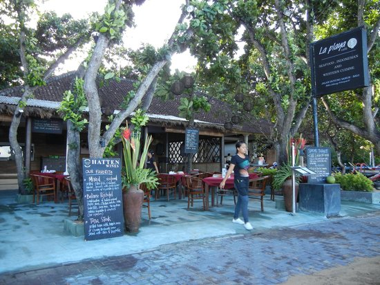 La Playa Cafe Sanur