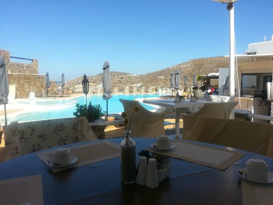 Liostasi Hotel & Suites: πρωινο