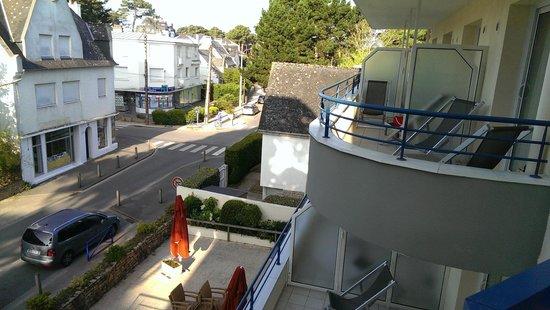 Best Western Plus Celtique Hotel & Spa : vue