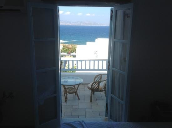 Hotel Pirgos Stelida: vista camera