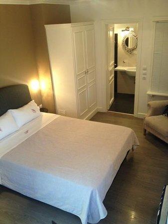 il Palazzo Rooms & Suites : koselige rommet
