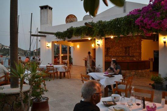Culinarium: Terrace of the restaurant