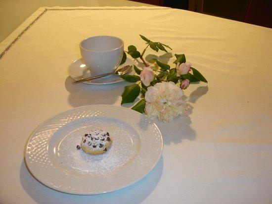 La Casa di Linda : La colazione di Linda rappresenta un momento importante: la pasticceria è fatta in casa