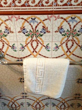 Hotel El Xalet: bathroom