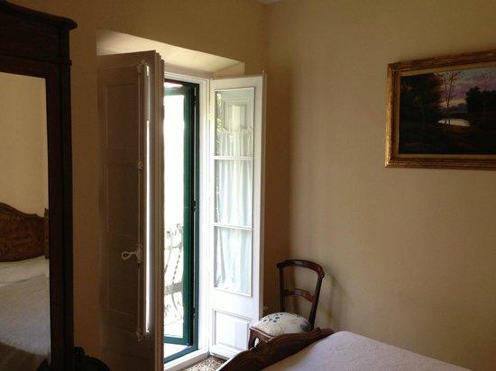Hotel El Xalet: single room #201 on the third floor
