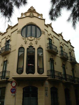 Hotel El Xalet: hotel building