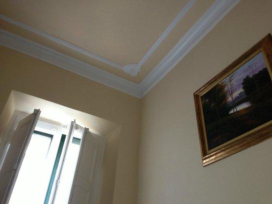 Hotel El Xalet: room sealing
