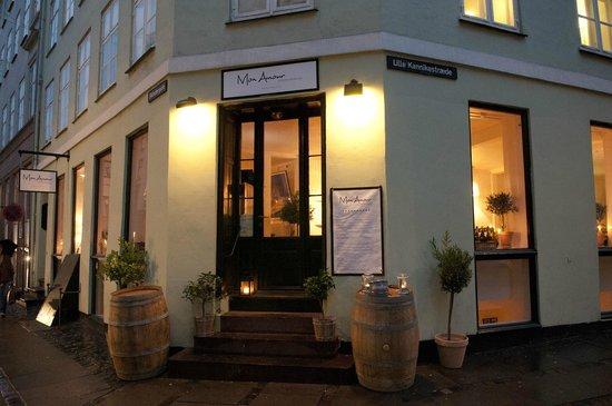 Photo of French Restaurant Mon Amour at Skindergade 22, Copenhagen 1159, Denmark