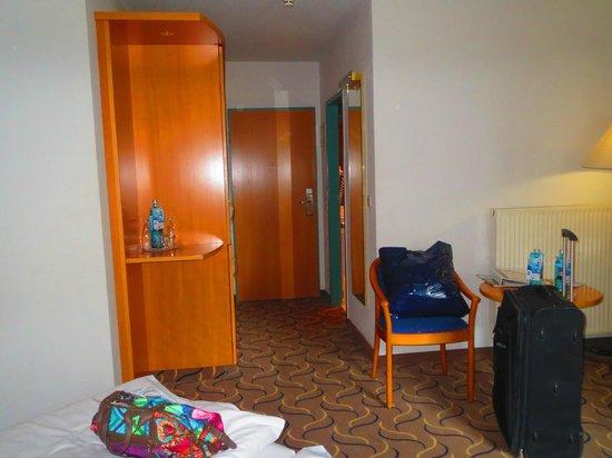 H+ Hotel Limes Thermen Aalen: nosso quarto