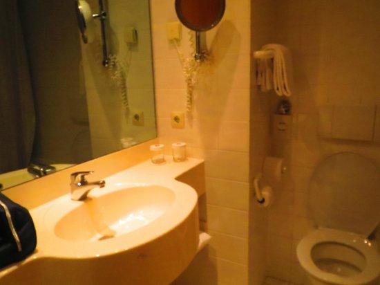 Ramada Limes Thermen Aalen: wc