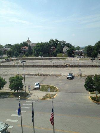 Hilton Garden Inn Kansas City: Vista desde habitación