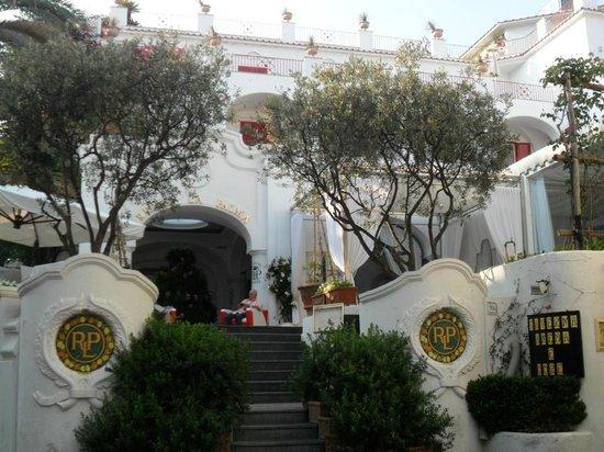 Hotel La Palma: dall'esterno