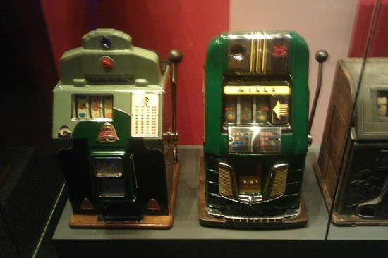 Nevada State Museum & Historical Society: Old Slots