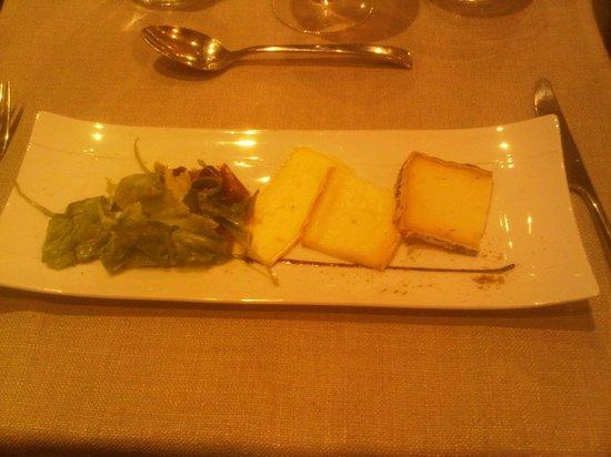 le Marmiton : Cheese as thin as Kate Moss