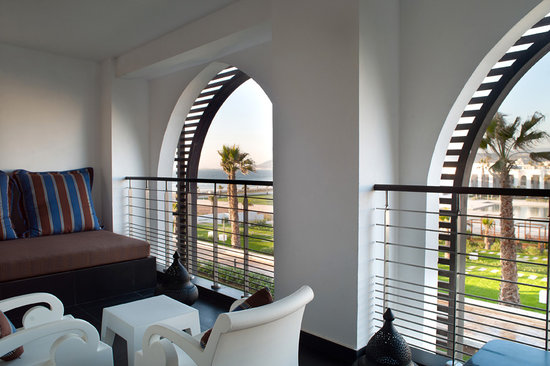 Sofitel Agadir Thalassa Sea & Spa : Room Balcony