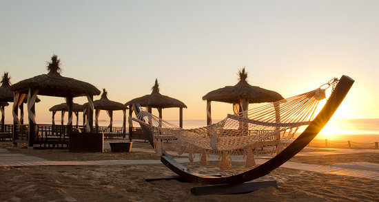 Sofitel Agadir Thalassa Sea & Spa: Private Beach