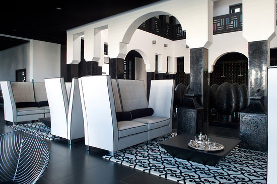 Sofitel Agadir Thalassa Sea & Spa: La Maison Arabe