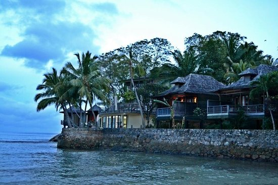 Hilton Seychelles Northolme Resort & Spa: Hilton Location
